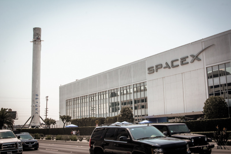 Founded SpaceX, a space exploration company
