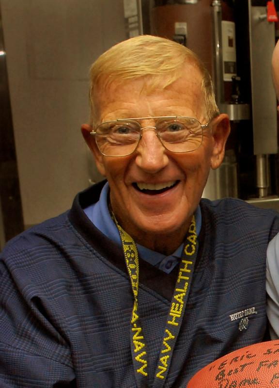 Lou Holtz