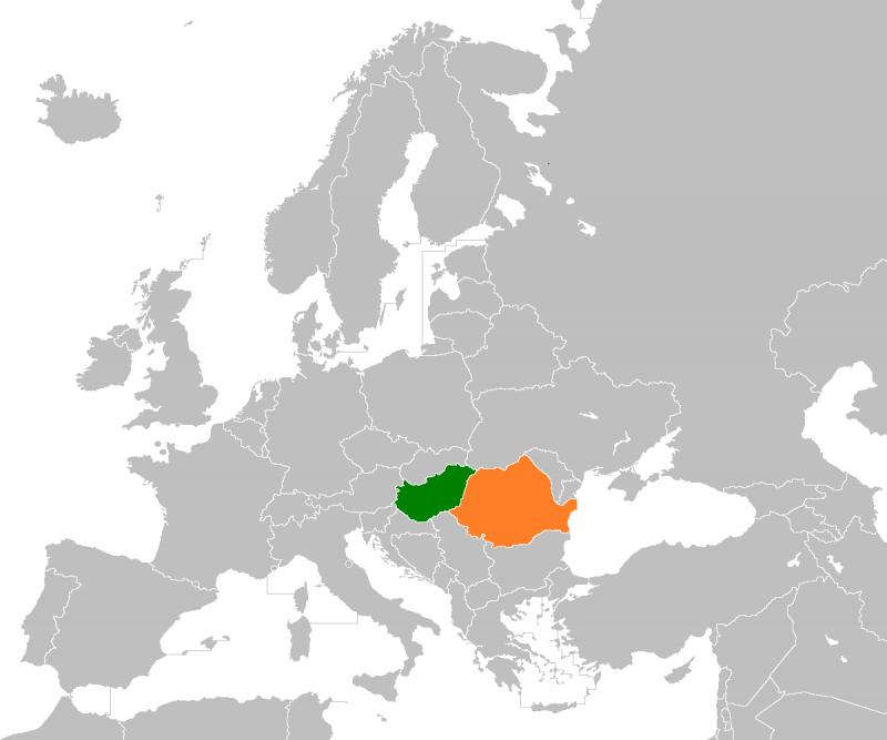 Open Skies Treaty between Hungary and Romania
