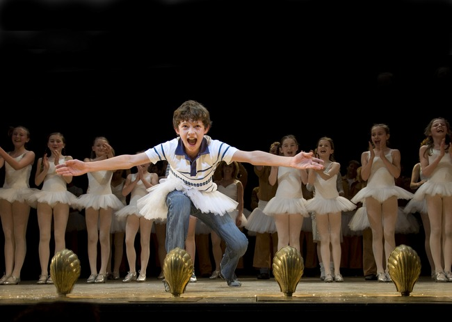 Made his West End debut in Billy Elliot the Musical as Michael