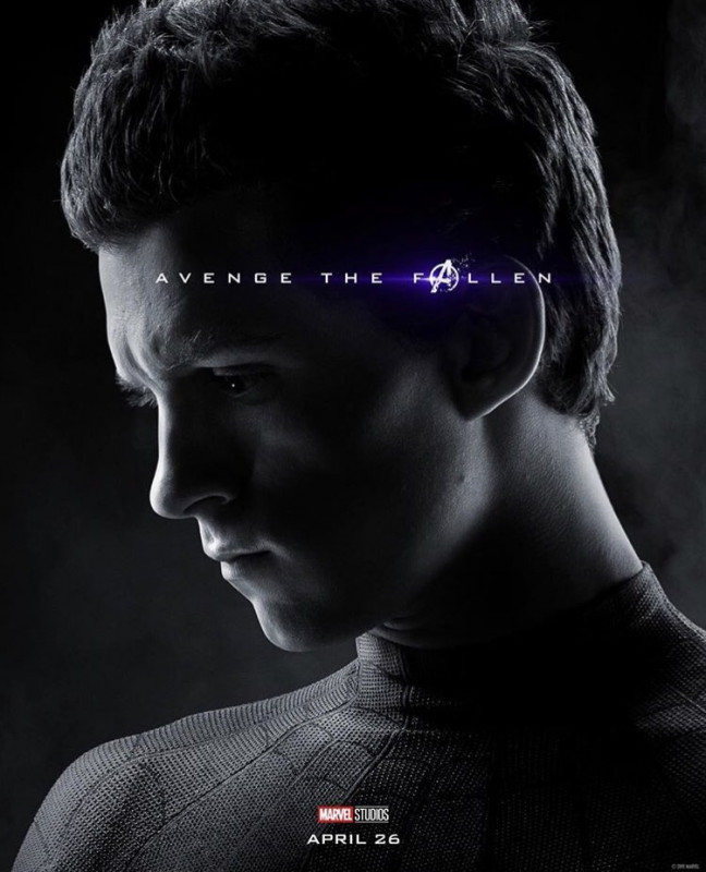 Played as Spider-Man in Avengers: Endgame